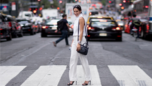 How To Pull Off An All-white Ensemble, According To These 4 Celebs