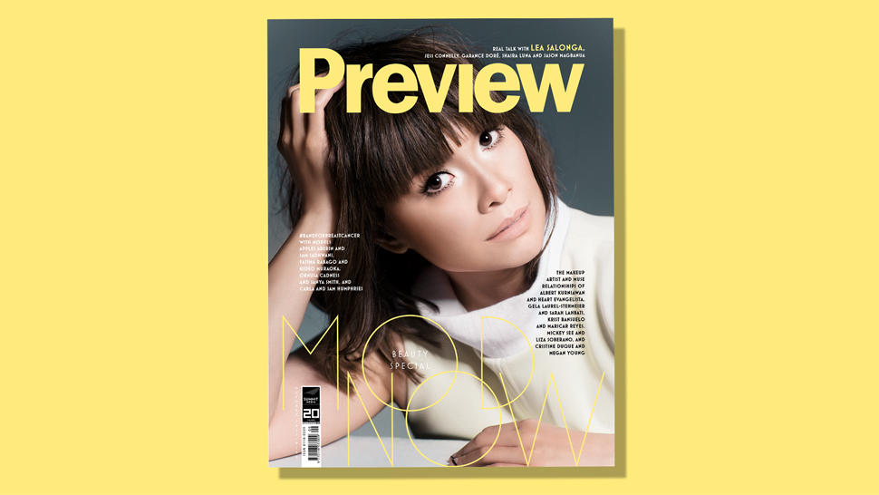 Lea Salonga Is Our October Cover Girl!