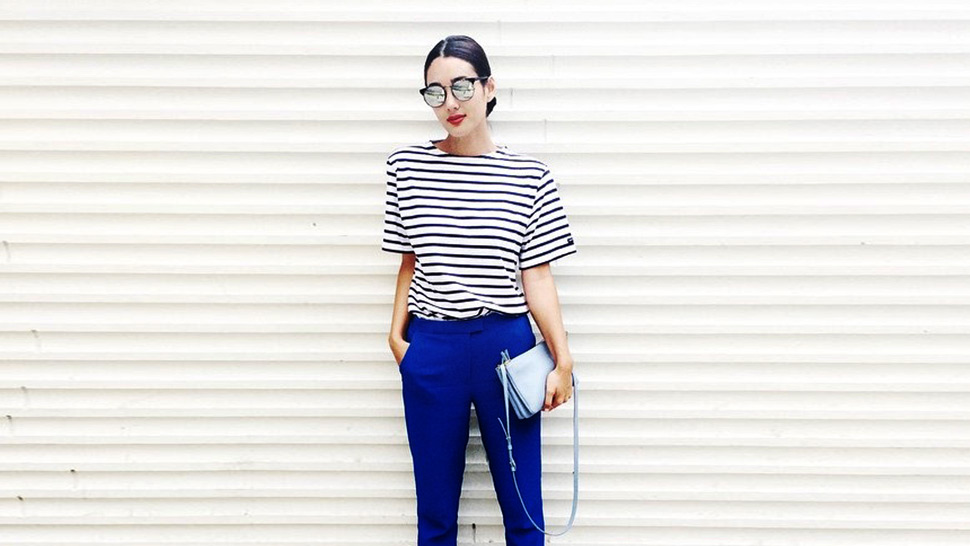 10 Celebrity-approved Ways To Wear Stripes