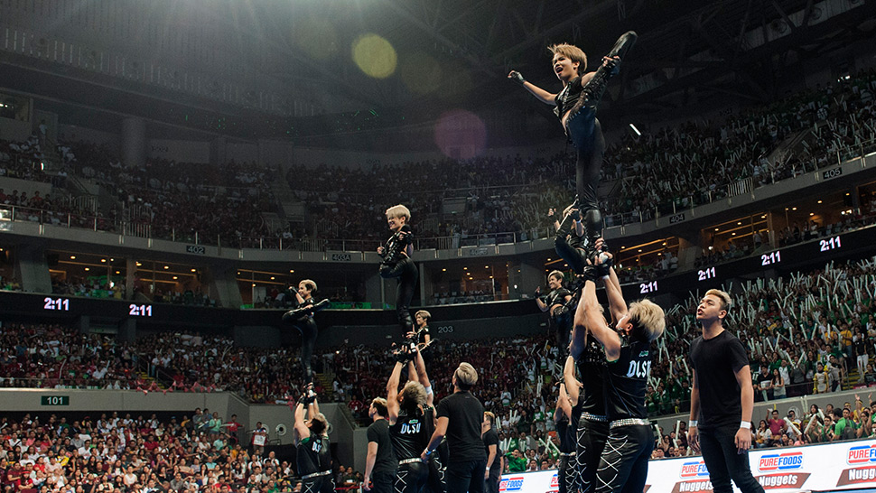 The 8 Tribes We Saw At The Uaap Cheerdance Competition 2015