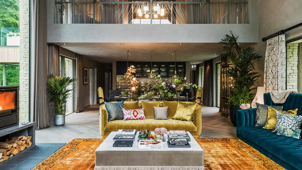 Kate Moss Adds Interior Designer To Her Resume