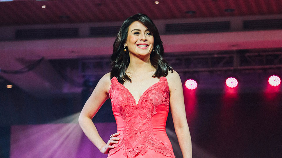 Dawn Zulueta, Agot Isidro and More Celebs Walked the Runway for a Cause