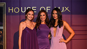 Solenn Heussaff, Belle Daza And More Celebs Who Bathed In Perfume At Valkyrie