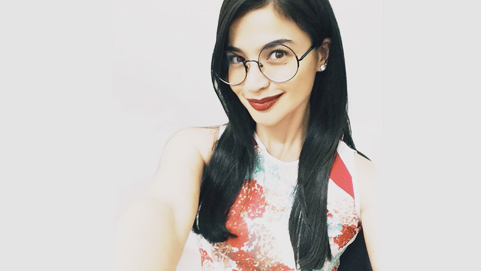 Anne Curtis Gives Us A Peek At Her Library