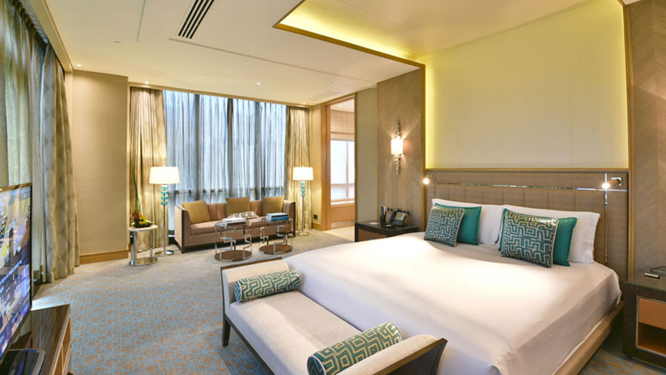 Crown Towers Manila's Secret Suite for High Rollers