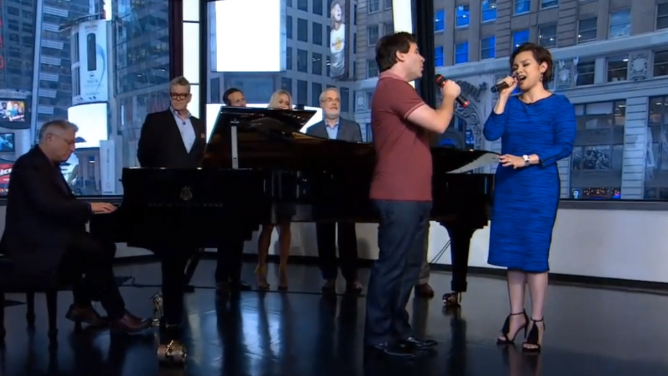 Watch: Lea Salonga And Brad Kane Reunite To Sing 'a Whole New World'