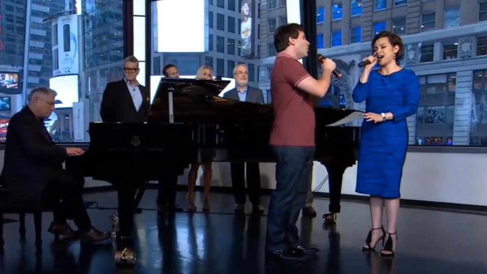 WATCH: Lea Salonga and Brad Kane Reunite to Sing 'A Whole New World'