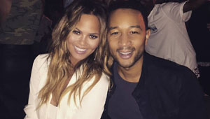John Legend And Chrissy Teigen Are Expecting A Baby!