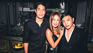 Scenes From Laureen Uy's Birthday Bash