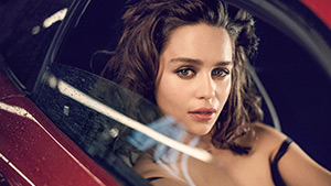 Emilia Clarke Is 2015's Sexiest Woman Alive, According To Esquire