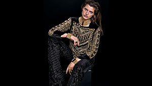 See: The Complete H&m X Balmain Look Book