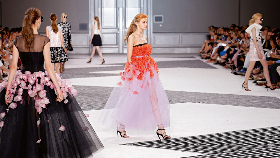 Giambattista Valli On Haute Couture And The Perfect Lip Color