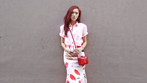5 Bloggers Who Opted For Fun Colors This Week