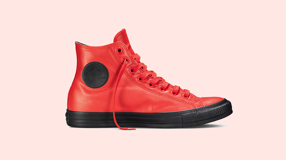 Your Converse Sneakers Can Now Weather The Storm