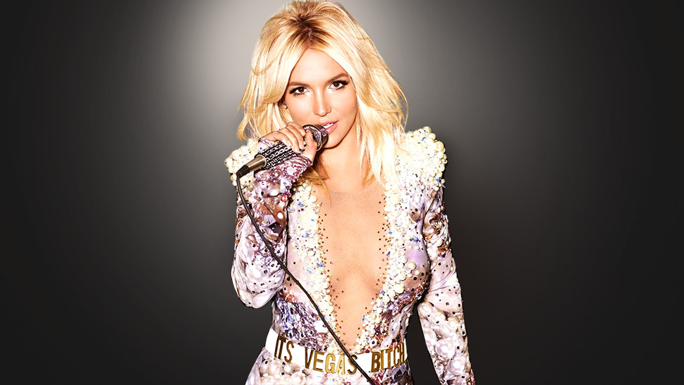 Britney Spears Had A Major Wardrobe Malfunction