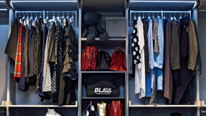 The One Thing In Your Closet That Ruins Clothes Without You Noticing
