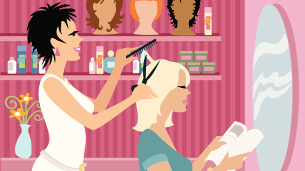 5 Ways To Fix A Bad Haircut