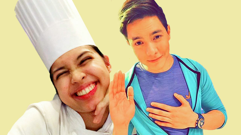 Alden Richards And Maine Mendoza Before They Were Aldub