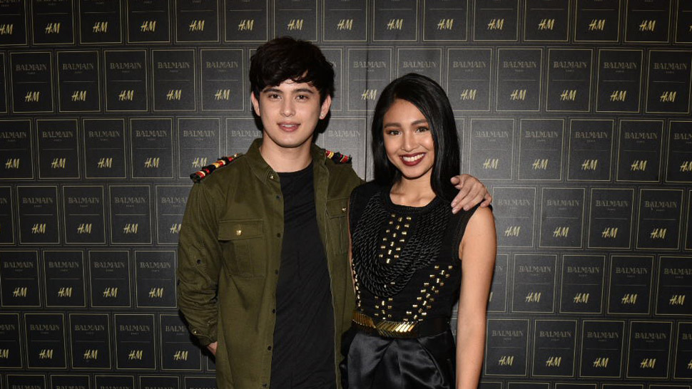 Nadine Lustre, James Reid, And More Celebs We Spotted At The H&m X Balmain Vip Shopping Party
