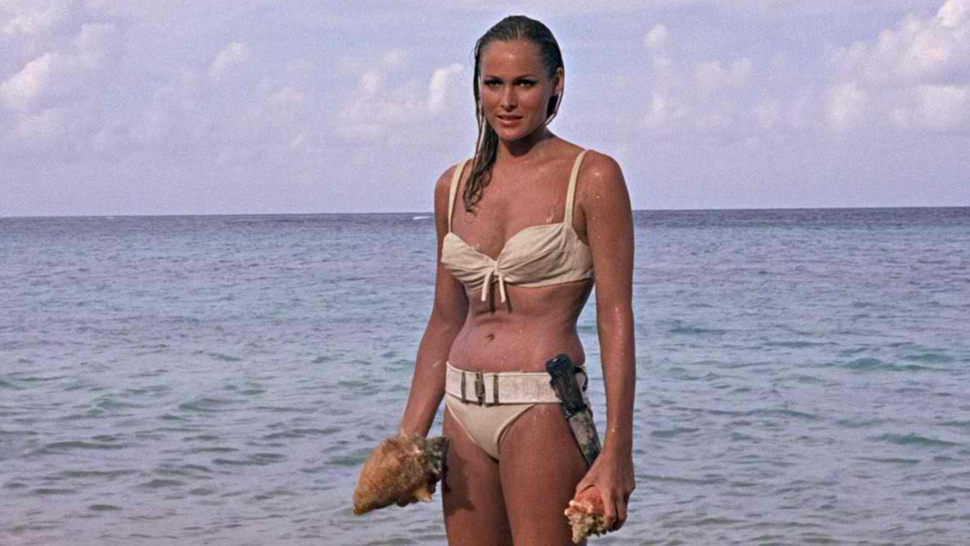 The Most Iconic Bond Girls Of All Time