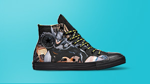These Superhero Chuck Taylors Will Save Your Feet