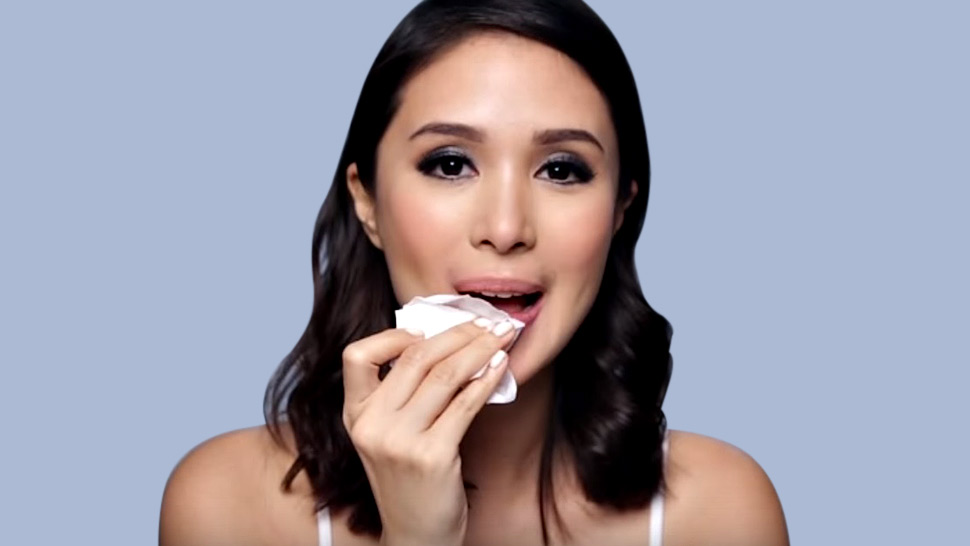 This Is What Heart Evangelista Looks Like Without Makeup