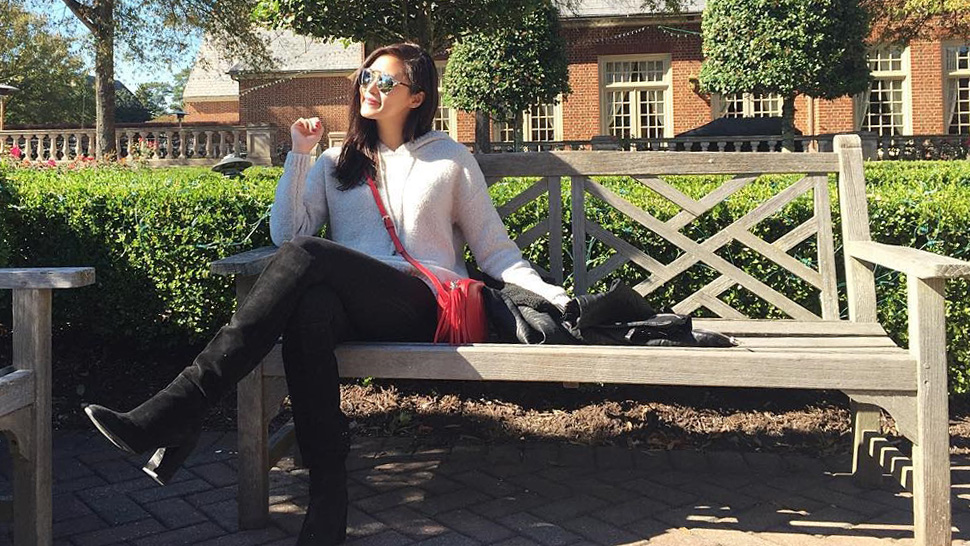 How To Dress For Fall, According To Kim Chiu