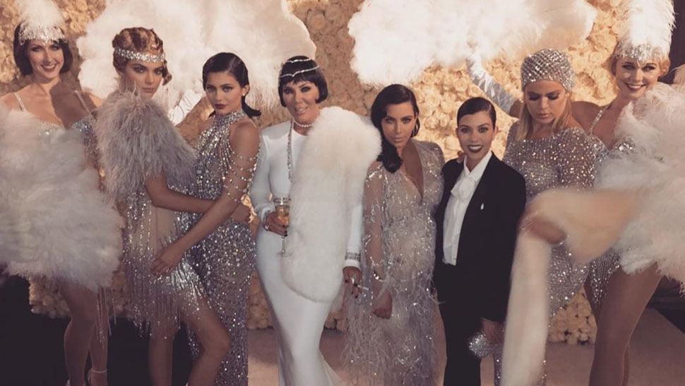 WATCH: Kardashian Sisters' Homemade Birthday Greeting for Kris Jenner