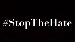 Celebrities Unite To #stopthehate