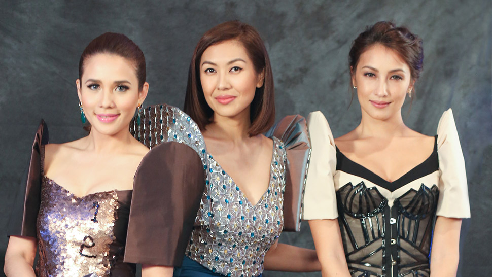 Liz Uy, Solenn Heussaff, And More Celebs In Their Fashionable Terno