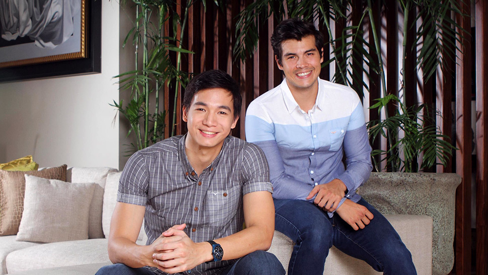 10 Fitness Lessons from Chris Tiu and Erwan Heussaff