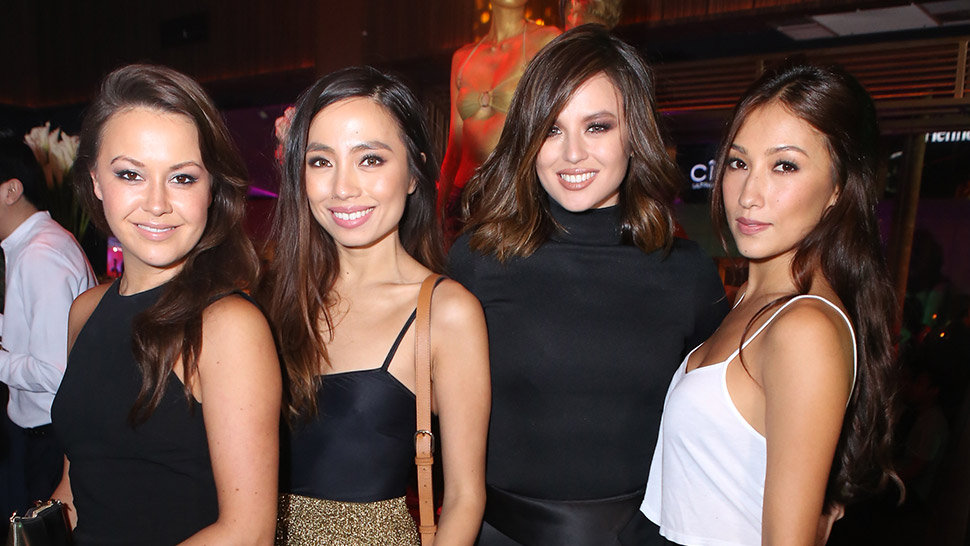 Georgina Wilson, Martine Cajucom, Anne Curtis and More at the Revel Launch