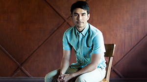 25 Questions With Atom Araullo