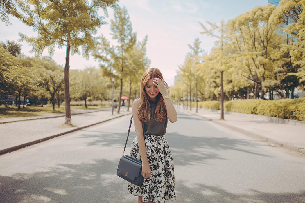 Camille Fashion Blogger