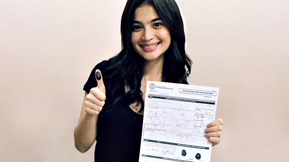 11 Celebrities Who Are Newly Registered Voters