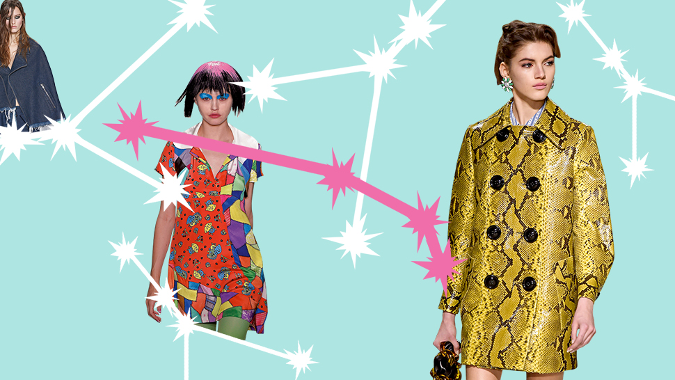 Which Fall Trend to Wear Based on Your Zodiac Sign