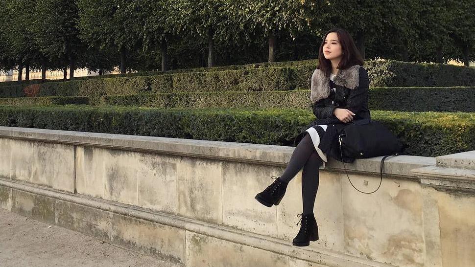 Saab Magalona-bacarro's Paris Travel Diary