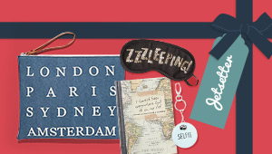 Holiday Gift Guide For The Ultimate Jetsetter