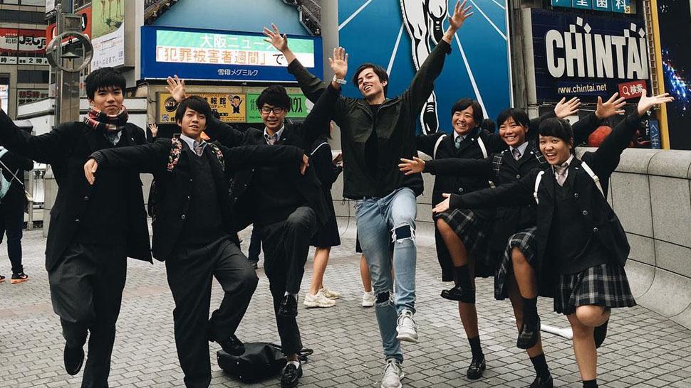 LA Aguinaldo's Top 5 #OOTDs in Tokyo