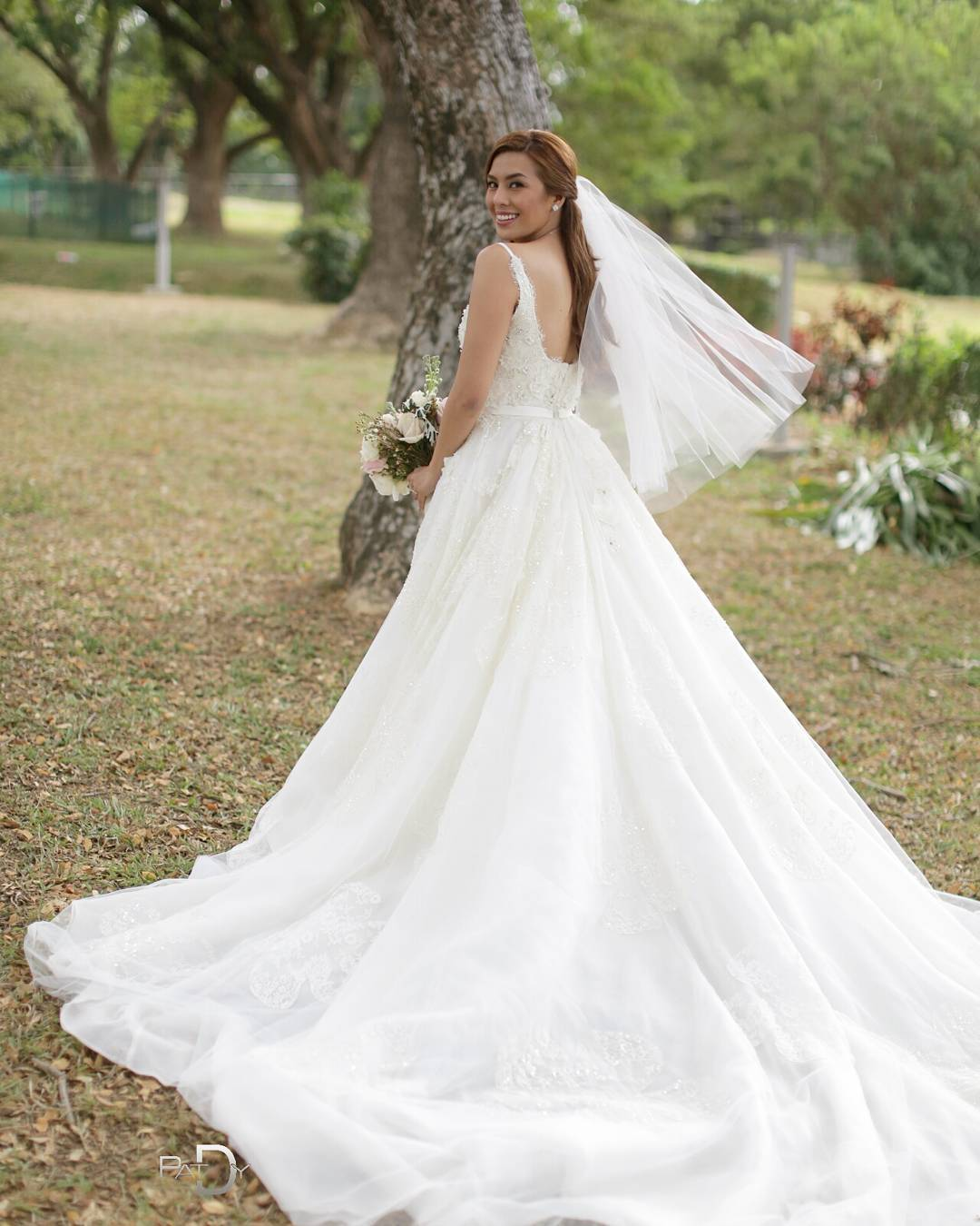 Iya Wedding Gown: 9 Things You You Need To Know About Nikki Gil And BJ
