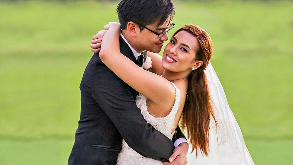 9 Things You You Need to Know About Nikki Gil and BJ Albert's Wedding