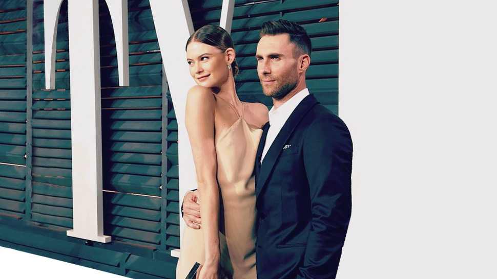 10 Times Behati Prinsloo and Adam Levine Represented Our #RelationshipGoals