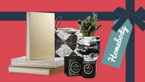 Holiday Gift Guide For The Chic Homebody