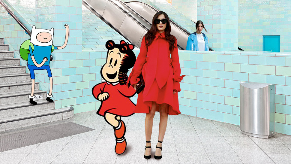 QUIZ: Which Cartoon Character Fits Your Street Style?