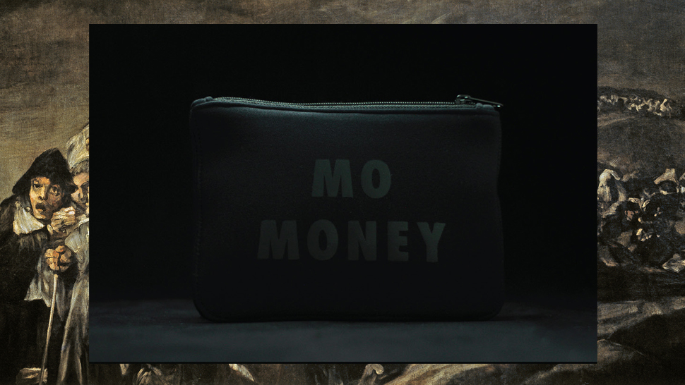 These Statement Pouches Were Made for the Rap Genius