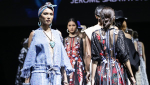 Our Top Picks From The Philippine Fashion Week Spring/summer 2016