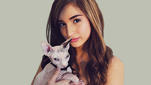 You Have To See Coleen Garcia's Extraordinary Pet