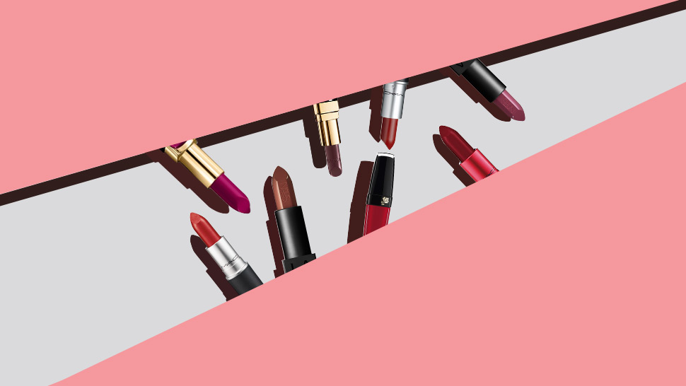 The 8 Most Popular Lipstick Shades of 2015
