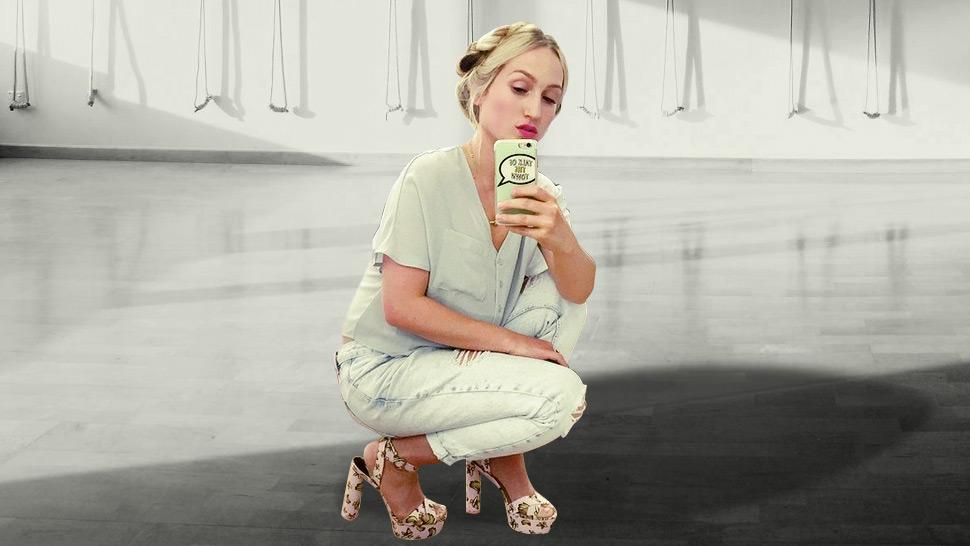 Watch: Designer Sophia Webster is Making Us Jealous of Her Dancing Skills