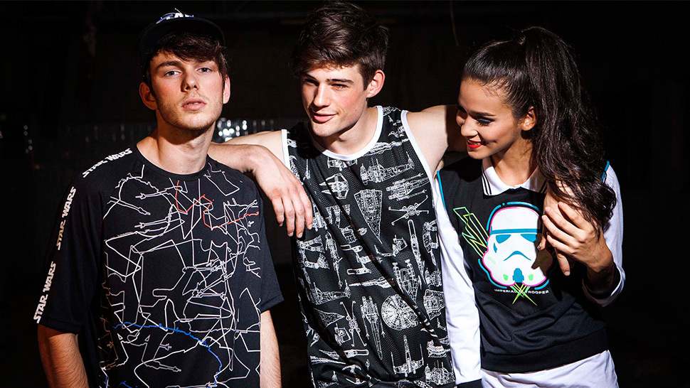 Where To Get Star Wars Apparel